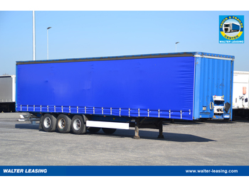 Curtainsider semi-trailer KRONE Tautliner EN 12642 XL