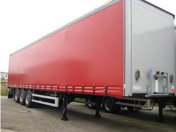 Kaessbohrer tautliner - curtainsider semi-trailer
