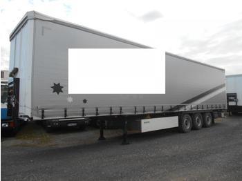 Curtainsider semi-trailer Kässbohrer