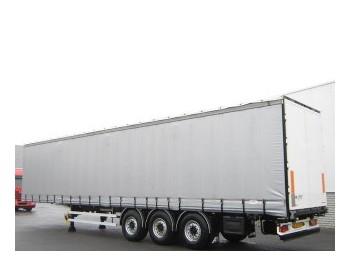 Kässbohrer Maxima - curtainsider semi-trailer