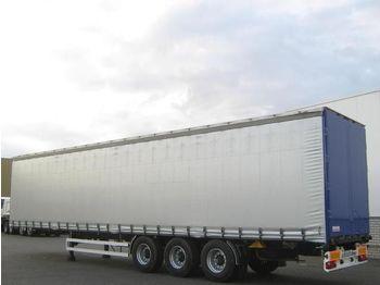 Kässbohrer XS - curtainsider semi-trailer