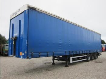 Kel-Berg 13,60 Maxitrailer - curtainsider semi-trailer