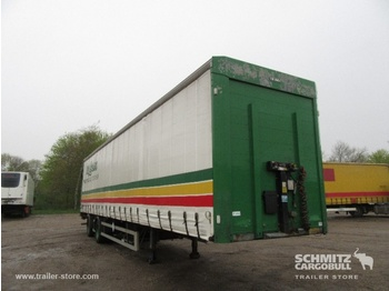 Kel-Berg Curtainsider Standard Taillift - curtainsider semi-trailer