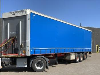 Kel-Berg Zepro 2500 kg - ημιρυμουλκούμενος μουσαμάς