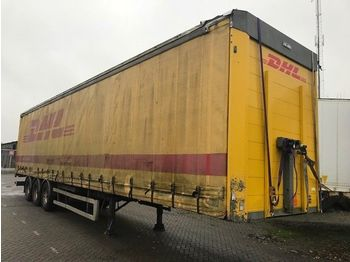 Kelberg BPW AXEL  - curtainsider semi-trailer