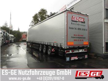Curtainsider semi-trailer Kögel 3-Achs-Sattelanhänger - Schiebeplane - Coilmulde
