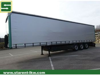 Curtainsider semi-trailer Kögel Lochrahmen, XL-Zertifikat, SAF, neue Plane