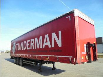 Curtainsider semi-trailer Kögel S24-1
