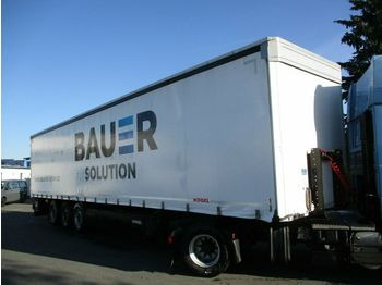 Kögel S24-1  - curtainsider semi-trailer