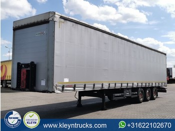 Curtainsider semi-trailer Kögel S24 saf axles edscha