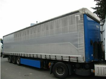 Kögel SN24  - curtainsider semi-trailer