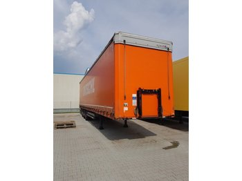 Kögel SN24 Tautliner MEGA - curtainsider semi-trailer