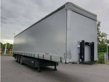 Kögel SN 24  - curtainsider semi-trailer