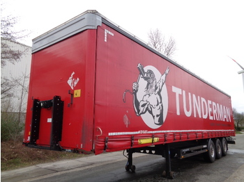 Curtainsider semi-trailer Kögel SN 24-1