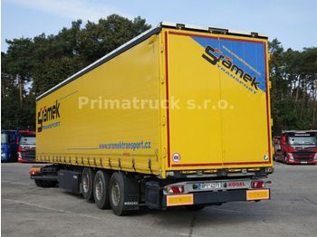 Kögel SN 24 Standard  - curtainsider semi-trailer