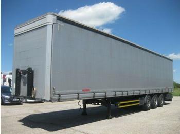 Curtainsider semi-trailer  Kögel - S 24