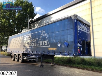 Curtainsider semi-trailer Kögel Tautliner Coil, stahl, staal, steel, DRUM BRAKES