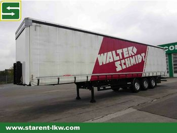 Kögel Tautliner Light, XL u. Getränke Zertifikat, SAF  - curtainsider semi-trailer