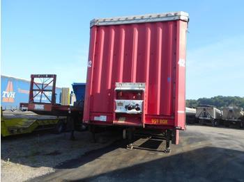 Curtainsider semi-trailer Krone