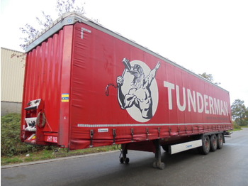 Curtainsider semi-trailer Krone 10X IN STOCK