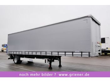 Curtainsider semi-trailer Krone CITY SEP 10/zLNZ4 CS/BPW /TRIDEC / LBW
