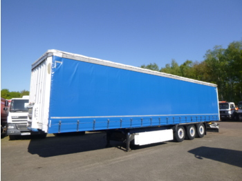 Krone Curtain side trailer 92 m3 + sliding roof SDP 27 - curtainsider semi-trailer