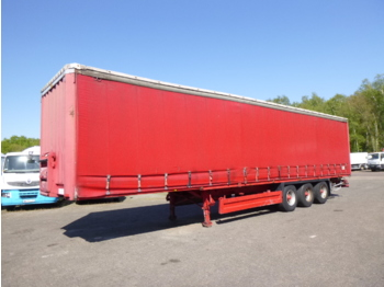 Curtainsider semi-trailer Krone Curtain side trailer + sliding roof