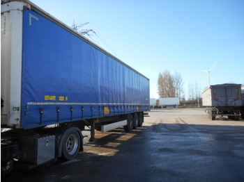 Krone Curtainsider - curtainsider semi-trailer