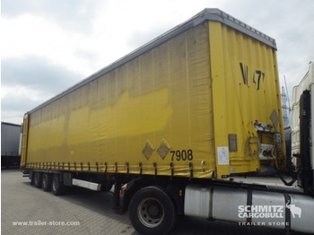 Curtainsider semi-trailer Krone Curtainsider Mega