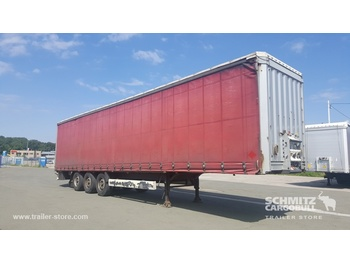 Krone Curtainsider Standard - curtainsider semi-trailer