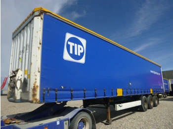 Curtainsider semi-trailer Krone Profi Liner