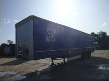 Krone Profi Liner - curtainsider semi-trailer