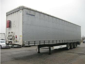 Curtainsider semi-trailer  Krone - SD