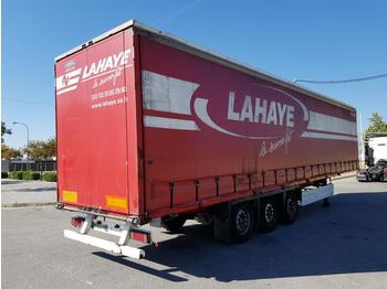 Curtainsider semi-trailer Krone SDP27