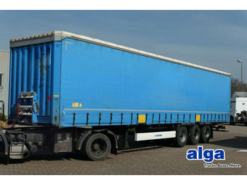 Curtainsider semi-trailer Krone SDP 27 ELHB3-CS, Edscha, Multi-Lock, Luft