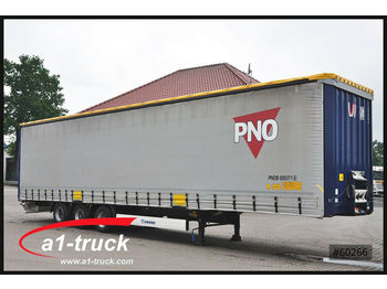 Curtainsider semi-trailer Krone SDP 27, Mega, Code XL,: picture 1