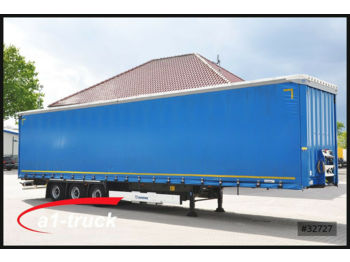 Curtainsider semi-trailer Krone SD 27eL CQ41-CS, Tautliner, 2850mm, Coil