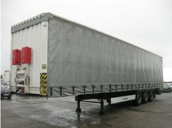Curtainsider semi-trailer  Krone - SD Profi Liner
