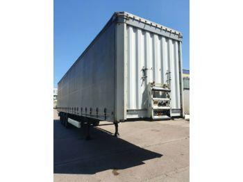 Curtainsider semi-trailer Krone Standard Tautliner XL-Code Liftachse
