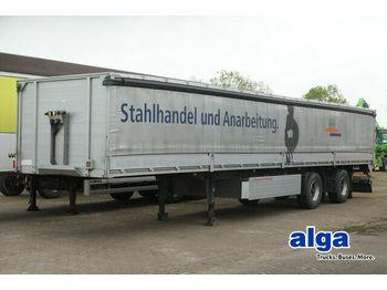 Krukenmeier SLP 29, Edscha, Gardine, heck ausziehbar,gelenkt  - curtainsider semi-trailer