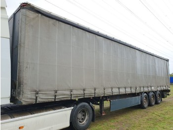 LAG 0-3-39L - curtainsider semi-trailer