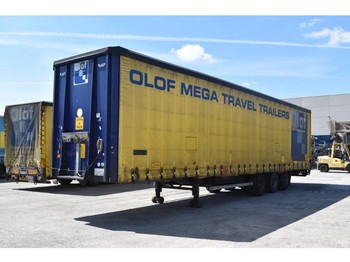 LAG 0-3-GT 01 Mega - curtainsider semi-trailer