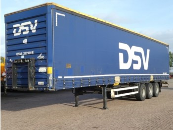 LAG O-3GC A5 rong posts edscha - curtainsider semi-trailer