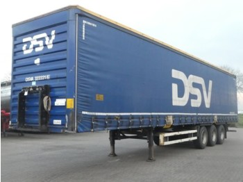 LAG O-3-GC-A5 doors edsch rongs - curtainsider semi-trailer