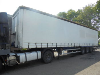 LAG Ondervouwklep - curtainsider semi-trailer
