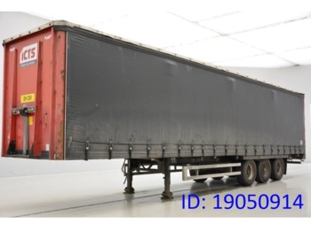 Curtainsider semi-trailer LAG Tautliner 0-3-39LT