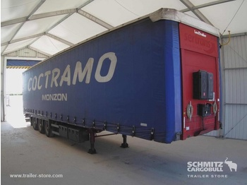 LECI TRAILER Semiremolque Lona Mega - curtainsider semi-trailer