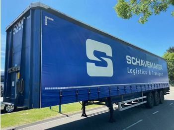 Lag O-3-40 01 - 3 AS  - curtainsider semi-trailer