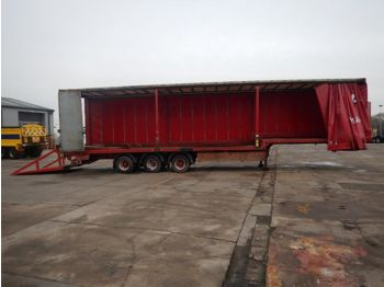 Curtainsider semi-trailer MONTRACON 45FT