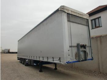 PANAV - curtainsider semi-trailer